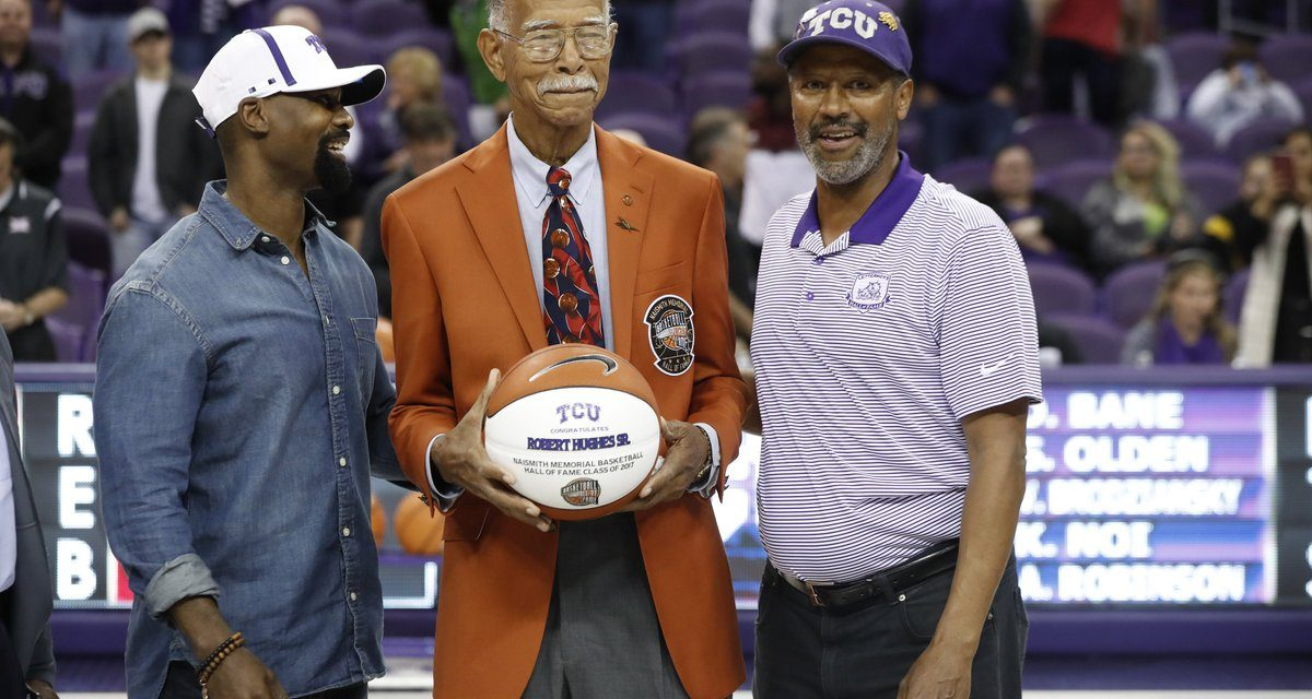 Mike Byars immortalizes legendary Dunbar coach Bob Hughes, The Greatest High School Coach Of All-Time, with the movie, '5700 Ramey Ave'