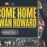 The University Of Michigan Hires Former 2x NBA CHAMPION, ALL NBA POWER FORWARD, NBA ALL STAR, Juwan Howard as Their New Head Basketball Coach