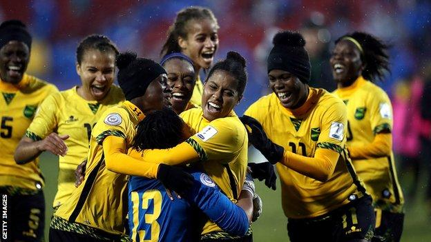 Jamaica Women's Soccer Club qualified for the FIFA Women's World Cup for the first time ever in 2019.