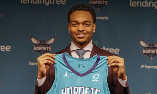 The Charlotte Hornets Select PJ Washington, formally of the Kentucky Wildcats, With The 12th Pick In The 2019 NBA Draft