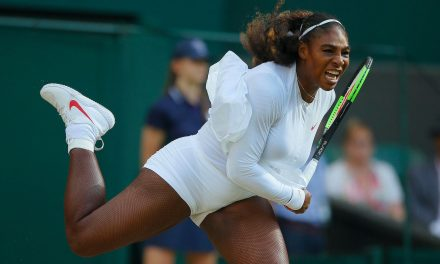 Serena Williams Gets The Win,  Advances To Third Round At Wimbledon, As Her Best Buddy, Meghan Markle, The Duchess of Sussex, Supports Pal Serena Williams At Wimbledon