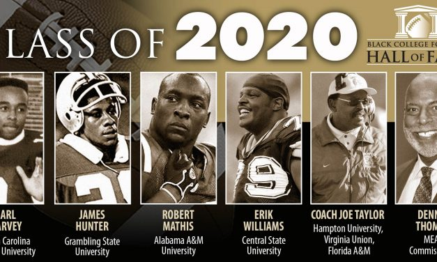 Black College Football Hall of Fame Class of 2020 Announced