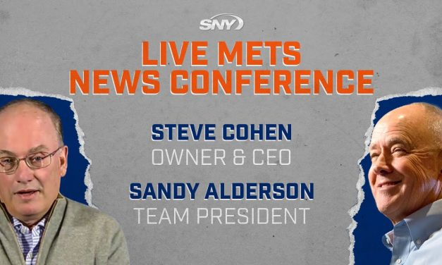 Steve Cohen Is In A Win Now Mind Set, will be disappointed if Mets don't win World Series in '3-5 years'