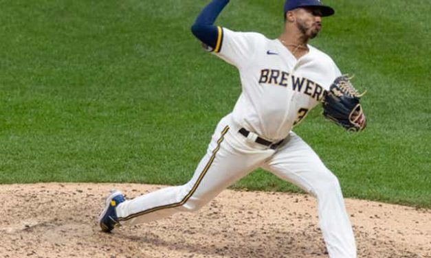 MLB awards: NL Rookie of the Year honors go to Milwaukee Brewers reliever Devin Williams