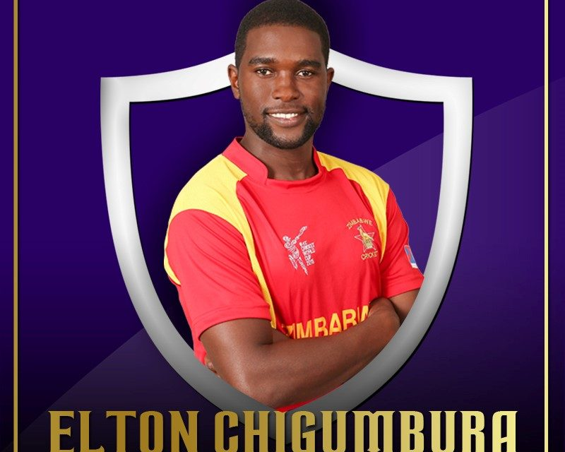 Elton Chigumbura to retire from international cricket after Pakistan series