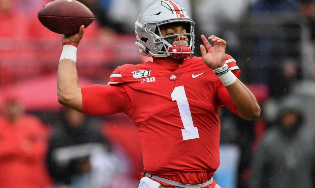 Ohio State QB Justin Fields declares for 2021 NFL Draft, WILL BE THE 1ST QB TAKEN, URBAN MEYER MAKES THE RIGHT CHOICE