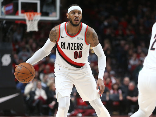 Melo re-signs with Blazers on reported 1-year deal , Former All-NBA center DeMarcus Cousins signing one-year deal with Rockets , and more 2020 NBA ACQUISITIONS AND TRADES