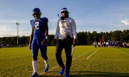 Deion Sanders' son Shedeur Sanders, a four-star quarterback, commits to play for his father at Jackson State