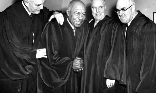 Duke Slater, First Black Judge To Serve On The Cook County Superior Court, A Pioneer For Black Linemen On The Chicago Cardinals, Is Finally Selected To The Pro Football Hall Of Fame