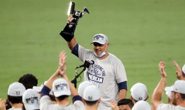 Tampa Bay Rays' Kevin Cash named AL Manager of the Year