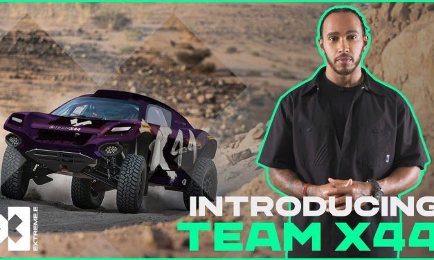 Lewis Hamilton Founds Extreme E team