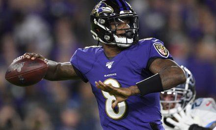 Lamar Jackson Re-Writes The NFL Quarterback History Books After 'Big Win'