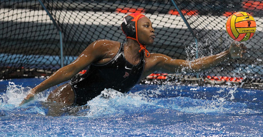 Water polo Olympian Ashleigh Johnson on shifting perspective when life doesn't go as planned