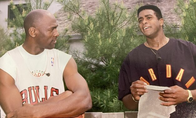 Ahmad Rashad on Michael Jordan: 'You're getting to see the human side', AND Ahmad Rashad Still Has All the Best Michael Jordan Stories