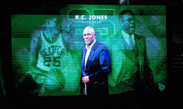 NBA HALL OF FAMER, Legendary Boston Celtics player, coach K.C. Jones dies at 88