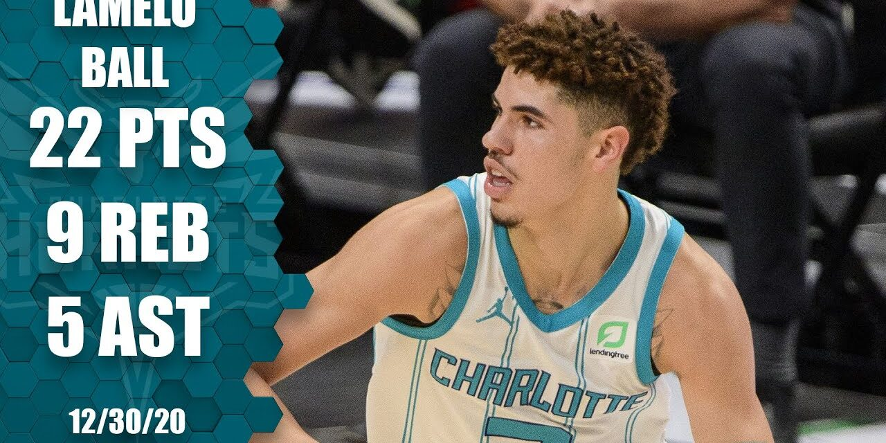 LaMelo Ball outplays Luka Doncic in Hornets' win over Mavericks,  LaMelo Ball makes Hornets history with 20-point performance vs. Mavericks
