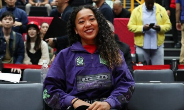Naomi Osaka revealed as the new face of Louis Vuitton , AND IT HAS BEEN REPORTED THAT THE New Louis Vuitton Ambassador Naomi Osaka Is Fashion's Most Wanted