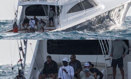 Michael Jordan's fishing boat, Catch 23, claims sailfish tournament title in Florida