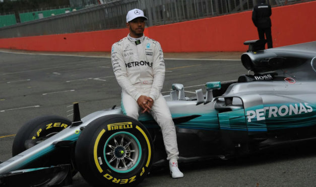 What's going on with Lewis Hamilton's new Mercedes contract, and Lewis Hamilton is training in the mountains for the upcoming Formula 1 season.