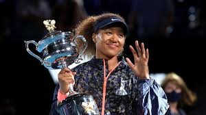 NAOMI Osaka BLOWS AWAY Brady to Win Australian Open