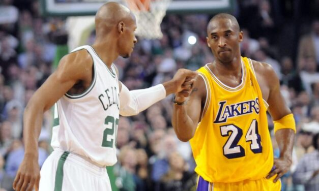 Ray Allen reveals why he and Kobe Bryant 'never' trash-talked each other