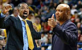 JUWAN HOWARD, HEAD COACH OF THE UNIVERSITY  MICHIGAN AND Leonard Hamilton, HEAD COACH of Florida State UNIVERSITY ARE 2 OF THE  Only 13 Black Coaches THAT Led Major Men's Basketball Programs This Year, AND THEY ARE FacING Off In The Sweet 16, 2021