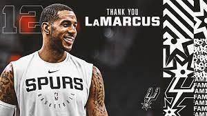 LaMarcus Aldridge, five time All-NBA and seven-time NBA All-Star, agrees to a contract buyout for 75.84% of his annual compensation, with the Spurs