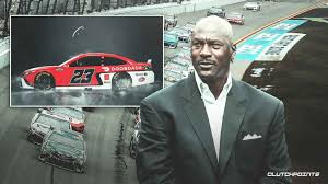 "Michael Jordan doesn't sign checks for losers, Michael Jordan ""23XI Racing"" Will Make NASCAR Cool, ""GOAT KOOL"""