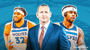 On April 10th, 2021, Marc Lore and Alex Rodriguez signed a letter of intent to purchase the Minnesota Timberwolves from Glen Taylor.