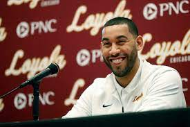 Loyola's Drew Valentine at 29, becomes the youngest head coach in Division I basketball. 'He's just a natural-born leader'