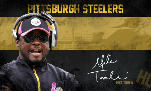 Steelers sign Mike Tomlin to three-year extension, through 2024 season