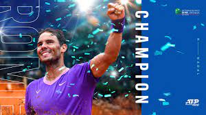 Nadal Fights Past Djokovic For Record-Extending 10th Rome Crown,  The Great Spaniard claims record-equalling 36th ATP Masters 1000 title