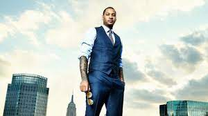 Los Angeles Lakers star Carmelo Anthony on his new book, growing up in Baltimore and more