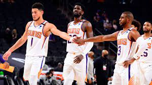Monty Williams on Chris Paul's resiliency, Devin Booker's scorching start, Deandre Ayton's great defense in Game 6 win to eliminate Lakers