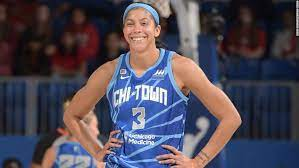 Candace Parker, THE CITY OF CHICAGO'S FUTURE Naismith Memorial Basketball Hall of FAMER,  Dominates As Chicago Sky Heads to WNBA Finals