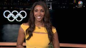 NBC officially announces hiring of Maria Taylor, featuring her on-air during Olympic opening ceremonies coverage. CONGRATULATIONS TO A GREAT INDIVIDUAL, A GREAT ANALYST, AND A WONDERFUL BELOVED WOMAN OF THE SPORTS WORLD