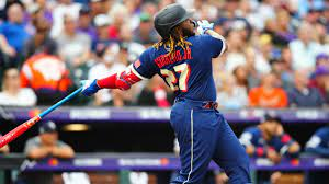 Vladimir Guerrero Jr. is the youngest player that wins the All-Star Game MVP, 2021 MLB All-Star Game: 'Stuntin' like his Vladdy'; Toronto Blue Jays star Vladimir Guerrero Jr. is off to a hot start, powers THE AL to victory with A BOLSTERING 468-foot homer