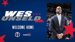 Washington Wizards hire Wes Unseld Jr. as new head coach
