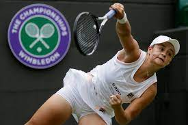 Ashleigh Barty wins first Wimbledon title after Karolina Pliskova puts up stern fight at celeb packed Centre Court