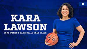 Kara Lawson, The Head Coach of the Duke Blue Devils women's basketball team, and also the Head Coach Of The U.S. 3×3 Women's Basketball Team, Leads her team to Gold In The 2021 Sport's Olympic Debut
