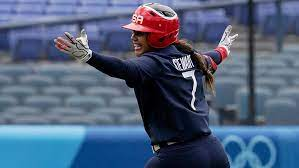Kelsey Stewart homers to cap rally as Team USA heads to softball gold-medal game unbeaten at 5-0 at Olympics