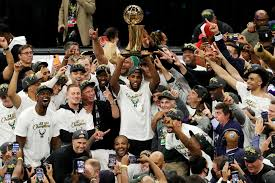 Khris Middleton captures first NBA championship, Giannis and Khris: A partnership forged through years of battles to push each other, and the Milwaukee Bucks, to the pinnacle of the NBA
