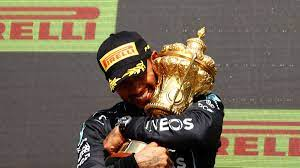 Formula 1: Lewis Hamilton wins British Grand Prix after lap 1 contact ends in crash for Max Verstappen,   Lewis Hamilton targeted with racist abuse online after controversial British Grand Prix victory