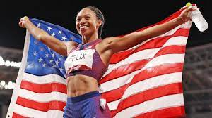 Allyson Felix wins record 11th medal , US women's super team dominates 4×400 relay for Olympic gold. OLYMPIC UPDATES: