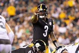 Dwayne Haskins gets well deserved opportunity to start Steelers' next preseason game, and if he proves his worth, trade Mason Rudolph for another receiving target for Mr. Haskins