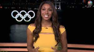 """REVISITING NBC SPORTS GREAT ACQUISITION, OF ONE OF THE MOST EXHILARATING, SPORTS HOSTS IN THE INDUSTRY, """"Maria Taylor"""", whose work has already included many of the biggest events in sports, joins NBC Sports beginning with the Tokyo Olympics. She comes to NBC Sports after nearly a decade at ABC/ESPN, where she most recently hosted the NBA Finals"""