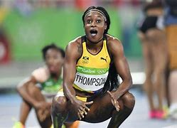 Olympic champion, Jamaica's Queen of the FAST TRACK, Elaine Thompson-Herah runs second-fastest women's 100 meters of all time