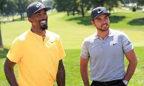 """Earl Joseph """"J. R."""" Smith III, A CHAMPION, A GREAT PERSON, A FUTURE PGA GOLFER,  Is Live Tweeting His College Experience,  J.R. Smith's HBCU journey is a shining example of Black excellence, The former NBA guard has been posting about his first-year experiences at HBCU North Carolina A&T"""