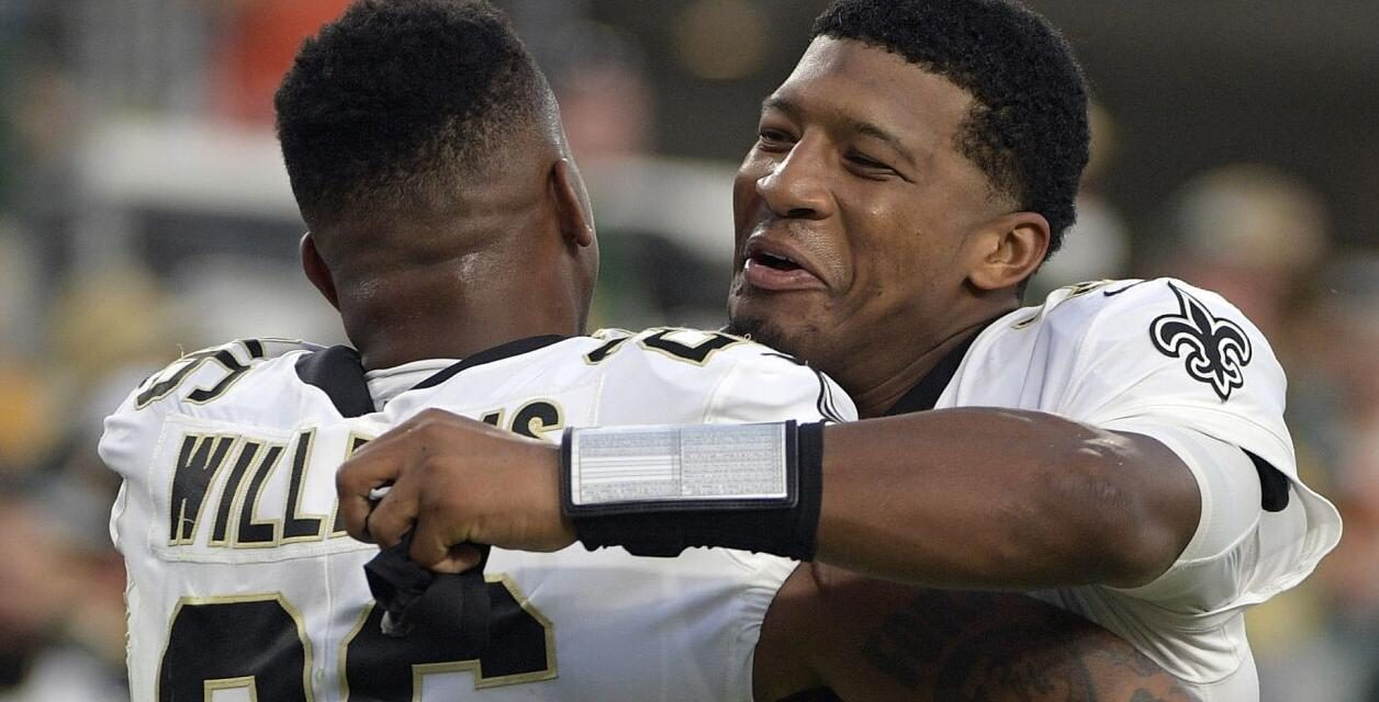 Jameis Winston torches Green Bay in Week 1, Jameis Winston tosses 5 TDs, leads New Orleans Saints to stunning rout of Green Bay Packers.  CONGRATULATIONS MR. WINSTON