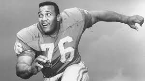 "The great defensive lineman, Detroit Lions legend, Restaurateur who owned several AWARD WINNING SOUTHERN COMFORT restaurants, ""Roger Brown"" dies at 84"